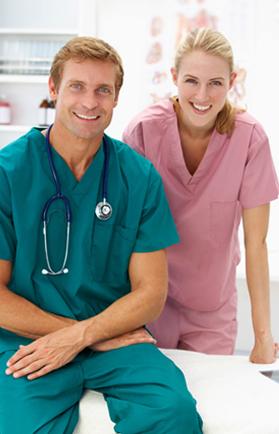 Uniforme si saboti medicali